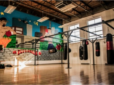 Blood, Sweat, and Good Grades: How a boxing gym is helping kids knock down barriers